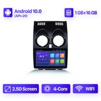 Android 10.0 2 + 32 جيجابايت سيارة دي في دي راديو GPS ستيريو لنيسان Qashqai 1 J10 2006-2013 Navigation GPS Multimidia Video Player 2 Din