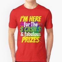 Preis ist rechts T-shirt T-shirt 100% reiner Baumwolle Game Show Contestant Games Preise Cash Ferien-TV-TV-Carrey Come On