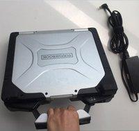 Code-Reader Scan-Tools für Diagnose ista iCom A2 B C mit Laptop CF30 Touchscreen 4G HDD 1TB 2021.12 EST-Software bereit zu verwenden