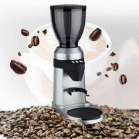 ZD-16 moedor de café comercial elétrico moedores italianos 350g 40 arquivos de moinho de espessura ajustável