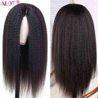 شعر مستعار مسبقا مع الطفل البرازيلي ريمي غريب مستقيم الشعر البشري غلويليس 13x1 الدانتيل جزء الباروكات 180٪ 10-28 بوصة