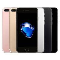 تم تجديده الأصلي Apple iPhone 7 زائد 5.5 بوصة بصمة ios a10 رباعية النواة 3 جيجابايت رام 32/128 / 256 جيجابايت rom 12mp مقفلة 4 جرام lte الهاتف dhl 30 قطع