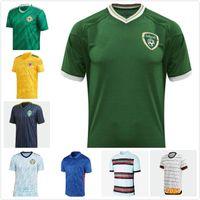 2021 Euro Futbol Formaları Danimarka İsveç Galler Macaristan Rusya Kuzey İrlanda İskoçya Jersey 2022 Futbol Gömlek Camisetas de Futbol Erkekler