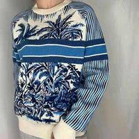 Herren Pullover Longleves Stricks Buchstaben Budge Stickerei Mode Unisex Hoodies Pullover Sweatshirt Männer Tops Strick Kleidung Asiatische Größe