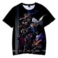 Men's T-Shirts Anime Fire Emblem 3D T-shirt Harajuku Fashion Kids Men Women T Shirt Adults Children Cartoon Summer Short Sleeve Tee
