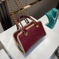 Handbag Totes bag Shoulder Bags DesignerLuxury Handbags Bucket High-end Gold chain Fashion brand 6 styles With original box Different colors sizes