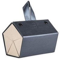 Travel Jewelry Box,Luxurious,Compact Necklace Holder,Earring,Ring Holder, Compartments Roll Case. Pouches, Bags