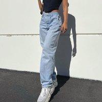 Farfalla larga in vita alta Y2K Fashion Boyfriend Fidanzato mom jeans per le donne carini signore vintage 2000s pantaloni estetici bottoms donne