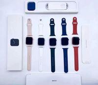 44mm pour Apple Watch Series 6 Iwatch 6 IWO13 Smart Watch Sport Watch Sport avec chargement sans fil avec boîte d'emballage d'origine