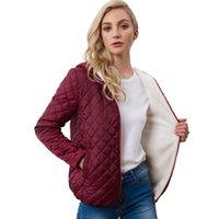 Women's Trench Coats 2021 Spring Autumn Clothing Jacket Hooded Fleece Basic Long Sleeve Female Short Zipper Casual Outerwear