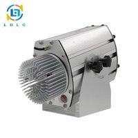 Lampes de pelouse fonctionnelle imperméable SIX images 80W LED Projecteur GOBO 110V 240V Puissant 10000LM 6 Modification des lumières tournantes