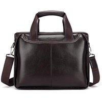 2020 cuir ordinateur portable épaule hommes messager bolso bandbody sacs pour sacs à main mâles porte-documents pour hommes XA621 Q0112