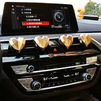 Car Air Freshener The Division Heart Fresheners Auto Perfume Outlet Flavor Clip Interior Accessories For R56 F30 Girls Children