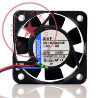 Alemania 414F / 2 4 cm 24V 0.8W 4010 Fan de enfriamiento axial 40 * 40 * 10mm Cooler