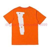 Herren Stylist T-Shirt Freunde Männer Frauen Hohe Qualität Schwarz Weiß Orange T-Shirt Größe S-XLLDESIGNER