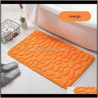 Mats Memory Foam Bathroom Rug 5080Cm Thick Super Water Absorption Hine Washable Soft Comfortable Floor Bath Mat Ewa3573 Qrfj8 Uykmg