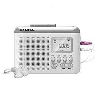Cassette Decks MP3 converter, portable Walkman audio SD card music player, built-in speaker, earphone, microphone