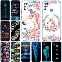 Phone Cases For Doogee X96 Pro 6.52 inch Soft TPU Cover Color Luxury Popular Printing Mobile Fashion Bags