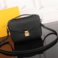 Borse da donna di modo Top Borsa a tracolla a tracolla portatile Dual-usad 25 cm Mini design borsa da borsa di alta qualità