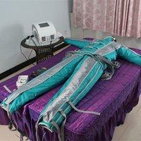 Qualidade superior 3 em 1 pressão de ar físico do tratamento físico Sculpting Prensaterapia máquina de drenagem linfática