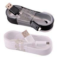 الأصلي مايكرو USB 2.0 كابلات 150 سنتيمتر 5ft مزامنة كابل بيانات لسامسونج غالاكسي S6 S7edge ملاحظة 4 5 S4 S3