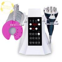 40K Cavitation Ultrasonic Weight Loss Beauty Device 4-in-1 RF Body shaping Muscle Stimulator Slimming Machine Massage Equipment Fat Burner Skin Tight