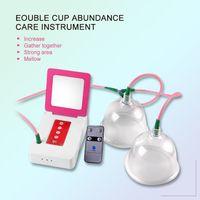 2021 portable slimming Vacuum Suction Breast enhancement enlargement massager pump cup enhancer chest care factory price