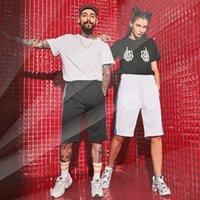 2021 Summer Hommes Shorts Designers décontractés Femmes Pantalons courts Vêtements Lettre Lettre d'impression à cinq points Vêtements de plage respirant à cinq points vêtements d'extérieur