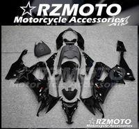 New ABS Whole Fairings kits fit for Kawasaki Ninja ZX-10R 2008 2009 2010 08 09 10 ZX10R Bodywork set Black Bright