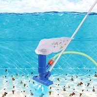 Pool & Accessories 1 Set Swimming Vacuum Cleaner Cleaning Disinfect Tool Vac Suction Head Spa Fountain Brush