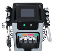 9 in 1 Multi-Function Hydro Peel Microdermabrasion Hydra Facial Hydrafacial Deep Cleaning RF Face Lift Skin Tightening skin deeping clean acne beauty machine