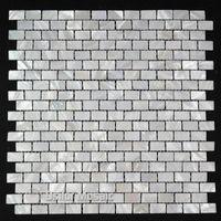 Обои 100% натуральный китайский пресноводный оболочкой кирпич узор мать жемчужной мозаичной плитки для внутренней части дома украшения стены