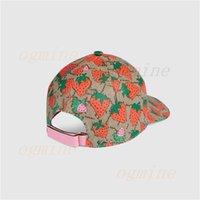 SnapbacksпопулярныйРоскошные дизайнеры Snapback Bee Snake Hats Cap Мужские Летние Casquette Женщины Открытый Вышивка Avant-Garde Хип-Хоп Классические Бейсболки