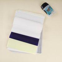 Kağıt için 50 sheets dövme transferi