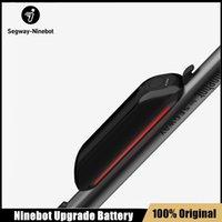 NineBot Mise à niveau d'origine Batterie externe Kickcooter ES1 ES2 ES4 E22 E22D E22E Smart Scooter électrique Scooter Batterie supplémentaire pour deux roues Skateboard