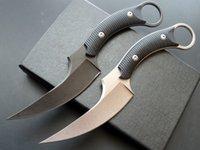EF 535 нулевая толерантность ZT 0606 ZT0606 складной нож D2 Blade с K оболочками прямой фиксированный балдовый камень стирки охотничьего ведения кемпинга edc