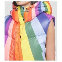 Дизайнер женский вид жилет пара пальто мода жилет куртки мужчины верхняя одежда падения пальто без рукавов топ осенью