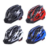 Cycling Caps & Masks MTB Bicycle Helmet Adjustable Breathable Safety Children's Rotating Bike Accessories