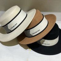 Designers Highly Quality Bucket Hat Fashion Men Brim Hats Man Women Unisex Sunhat Fisherman Caps Embroidery Breathable Casual Cap And Original Box 3 Colors