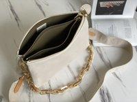 Frühlingskette 2021 geprägte geschwollene Ledertaschen PM Cousseintüte Handtasche Mode-Vorwärtsgurt Sommer-Geldbörse mit der Brieftasche Top-Qualität CRO GVUF