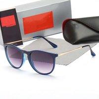 Gafas de sol de la moda Gafas de sol de la moda de las gafas de sol de la alta calidad para el hombre Mujer polarizada UV Lentes de la caja de cuero ¡Accesorios, todo!