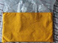 Sacs à provisions Gy Designer Sac à main Grand sac fourre-tout Sac à fourre-tout Soft Soft Toile avec numéro de série Petite pochette