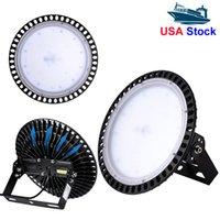 AC110V LED High Bay Light 300W 24000LM UFO-Flutlichter 6500k Cool White Anwenden für Lagerworkshop