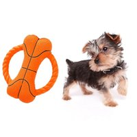 Dog Toys & Chews Pet Toy Interactive Latex Molar Bite Resistance Durable Teeth Massage Cleaning For Dogs Puppy Supplies A