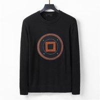 2021 homens marca camisola padrão padrão medusa camisola bordado knitwear inverno moletom camisola pescoço manga comprida camisola para desenhista feminina hoodies