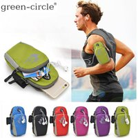 For I-mobile IQ Z Bright II X Pro 3 Big2 Big Lucus Leon Ozzy Occo Waterproof Nylon Running Bag Sport Arm Band Case Cell Phone Cases