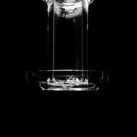 Вновь дизайн квартиры на верхнем кварцевом Banger со стеклянным мраморным, жемчугом и таблеткой рубби в случайном цвете для воды
