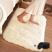 Carpets Area Rug Kitchen Toilet Floor Decor Bath Mat Non-slip Bathroom Carpet Soft Memory Foam Pad Bedroom Rugs