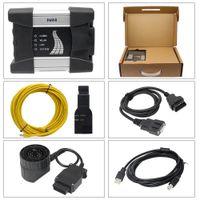 OBD2 Scanner V2021.01 ICOM ASCESSIONALE Strumento di programmazione diagnostico WiFi per il supporto per auto BMW multi-lingua