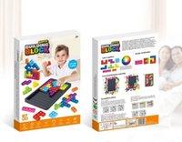 Fidget Jigsaw Puzzle Toy 27 Pieces magic 25x17cm funny Decompression toys Tetris Blocks Reliver Stress Simple Dimple Bubble Antistress Relieve Autism Sensory
